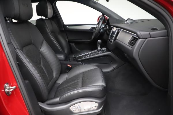 Used 2017 Porsche Macan GTS for sale $57,900 at Maserati of Westport in Westport CT 06880 19