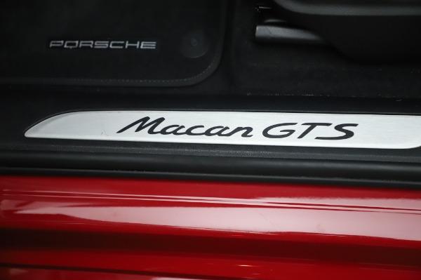 Used 2017 Porsche Macan GTS for sale $57,900 at Maserati of Westport in Westport CT 06880 24