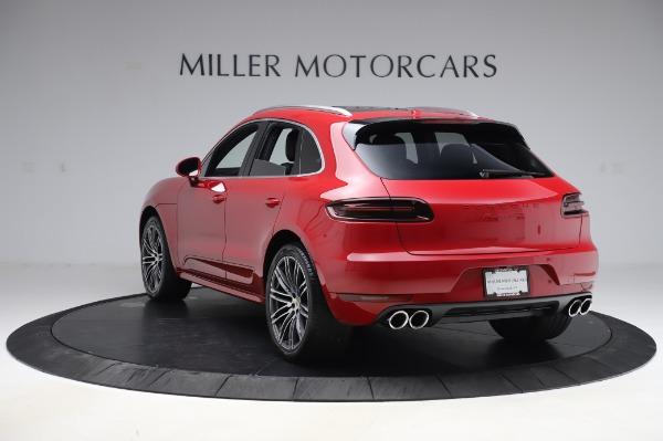 Used 2017 Porsche Macan GTS for sale $57,900 at Maserati of Westport in Westport CT 06880 5