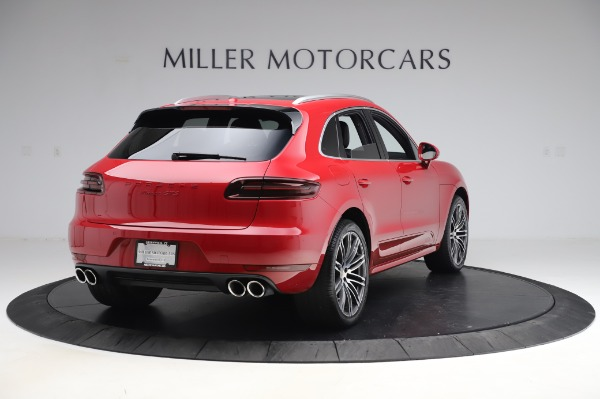 Used 2017 Porsche Macan GTS for sale $57,900 at Maserati of Westport in Westport CT 06880 7