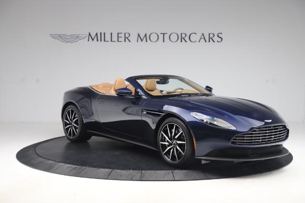 New 2020 Aston Martin DB11 Volante Volante for sale $248,326 at Maserati of Westport in Westport CT 06880 10