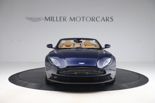 New 2020 Aston Martin DB11 Volante Volante for sale $248,326 at Maserati of Westport in Westport CT 06880 11