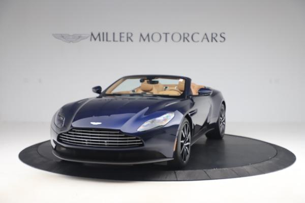 New 2020 Aston Martin DB11 Volante Volante for sale $248,326 at Maserati of Westport in Westport CT 06880 12