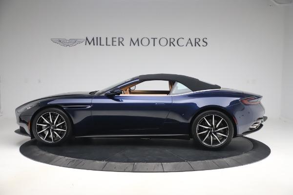 New 2020 Aston Martin DB11 Volante for sale $248,326 at Maserati of Westport in Westport CT 06880 13