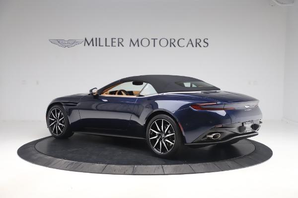 New 2020 Aston Martin DB11 Volante Volante for sale $248,326 at Maserati of Westport in Westport CT 06880 14