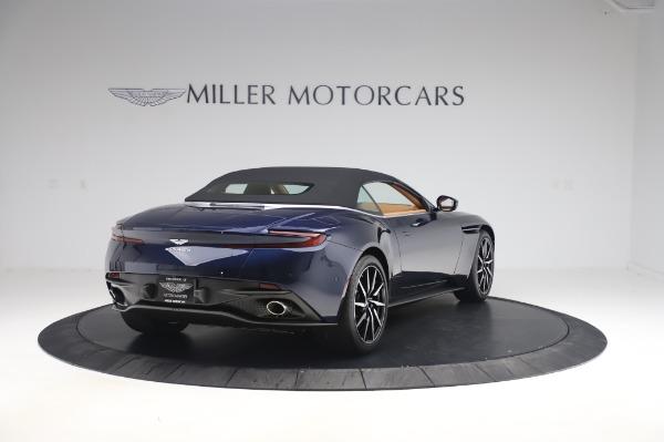 New 2020 Aston Martin DB11 Volante for sale $248,326 at Maserati of Westport in Westport CT 06880 15