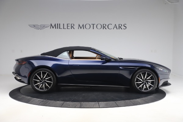 New 2020 Aston Martin DB11 Volante Volante for sale $248,326 at Maserati of Westport in Westport CT 06880 16