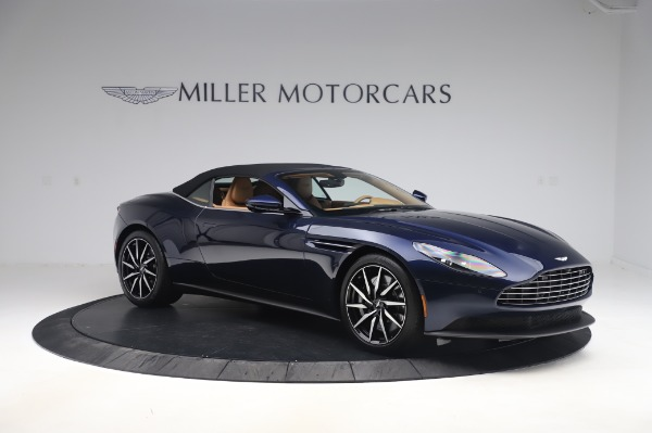 New 2020 Aston Martin DB11 Volante Volante for sale $248,326 at Maserati of Westport in Westport CT 06880 17