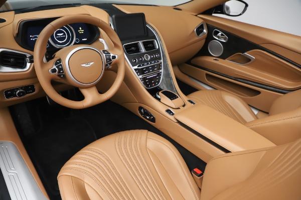 New 2020 Aston Martin DB11 Volante Volante for sale $248,326 at Maserati of Westport in Westport CT 06880 18