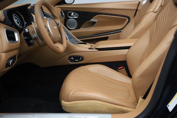 New 2020 Aston Martin DB11 Volante for sale $248,326 at Maserati of Westport in Westport CT 06880 19