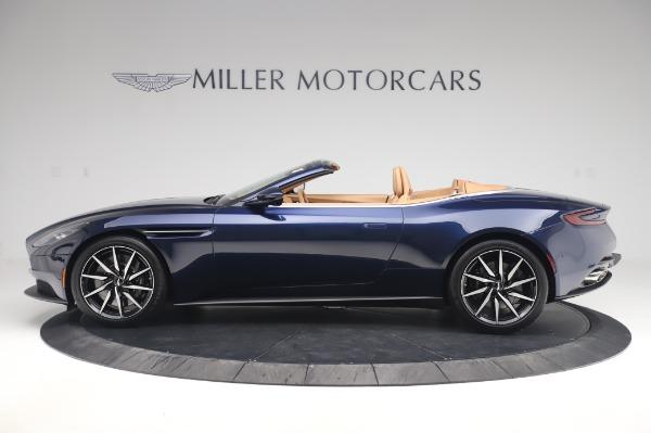 New 2020 Aston Martin DB11 Volante for sale $248,326 at Maserati of Westport in Westport CT 06880 2
