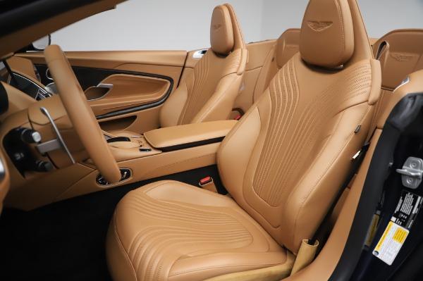 New 2020 Aston Martin DB11 Volante Volante for sale $248,326 at Maserati of Westport in Westport CT 06880 20