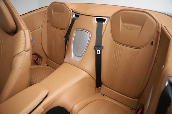 New 2020 Aston Martin DB11 Volante for sale $248,326 at Maserati of Westport in Westport CT 06880 21