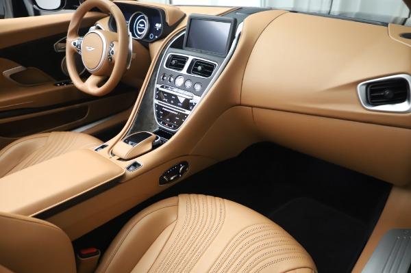 New 2020 Aston Martin DB11 Volante Volante for sale $248,326 at Maserati of Westport in Westport CT 06880 22