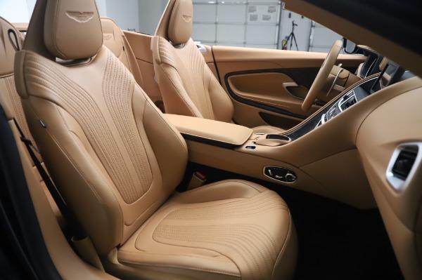 New 2020 Aston Martin DB11 Volante Volante for sale $248,326 at Maserati of Westport in Westport CT 06880 23