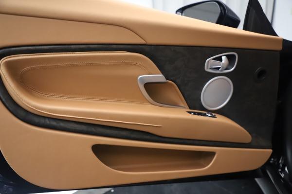 New 2020 Aston Martin DB11 Volante Volante for sale $248,326 at Maserati of Westport in Westport CT 06880 24