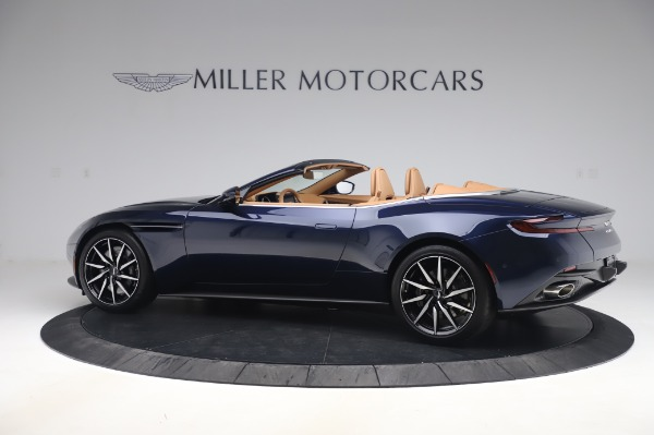 New 2020 Aston Martin DB11 Volante Volante for sale $248,326 at Maserati of Westport in Westport CT 06880 3