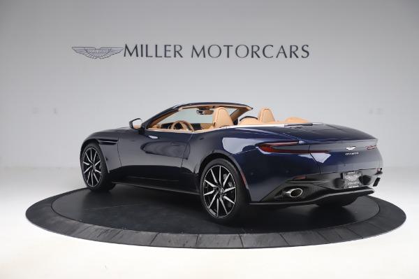 New 2020 Aston Martin DB11 Volante Volante for sale $248,326 at Maserati of Westport in Westport CT 06880 4