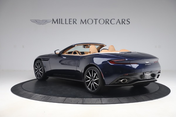New 2020 Aston Martin DB11 Volante for sale $248,326 at Maserati of Westport in Westport CT 06880 4