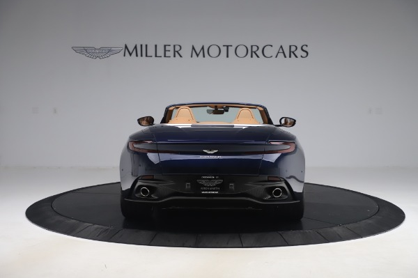 New 2020 Aston Martin DB11 Volante Volante for sale $248,326 at Maserati of Westport in Westport CT 06880 5