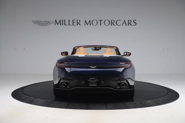 New 2020 Aston Martin DB11 Volante for sale $248,326 at Maserati of Westport in Westport CT 06880 5