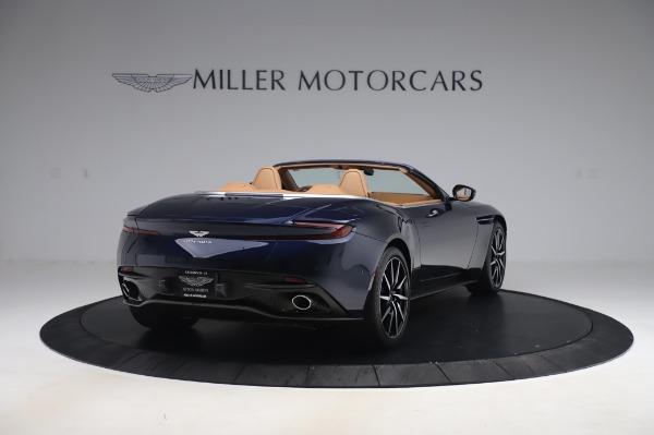 New 2020 Aston Martin DB11 Volante Volante for sale $248,326 at Maserati of Westport in Westport CT 06880 6