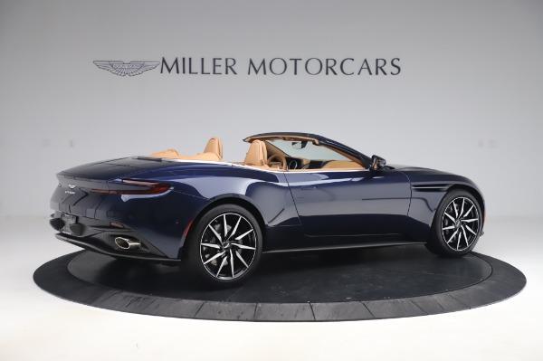 New 2020 Aston Martin DB11 Volante Volante for sale $248,326 at Maserati of Westport in Westport CT 06880 7