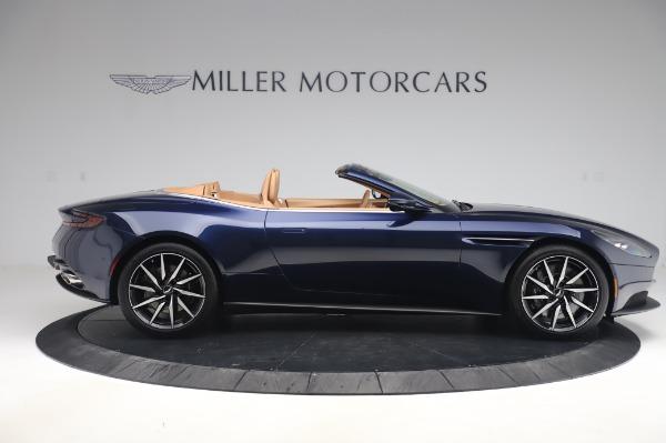 New 2020 Aston Martin DB11 Volante Volante for sale $248,326 at Maserati of Westport in Westport CT 06880 8
