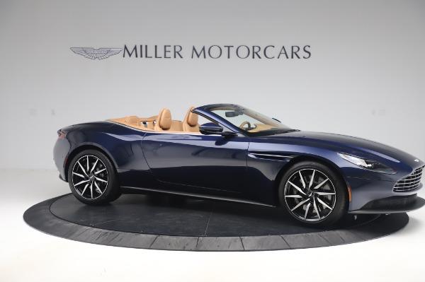 New 2020 Aston Martin DB11 Volante Volante for sale $248,326 at Maserati of Westport in Westport CT 06880 9