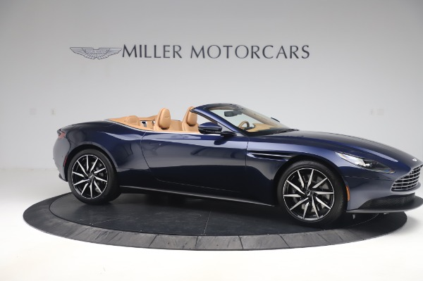 New 2020 Aston Martin DB11 Volante for sale $248,326 at Maserati of Westport in Westport CT 06880 9