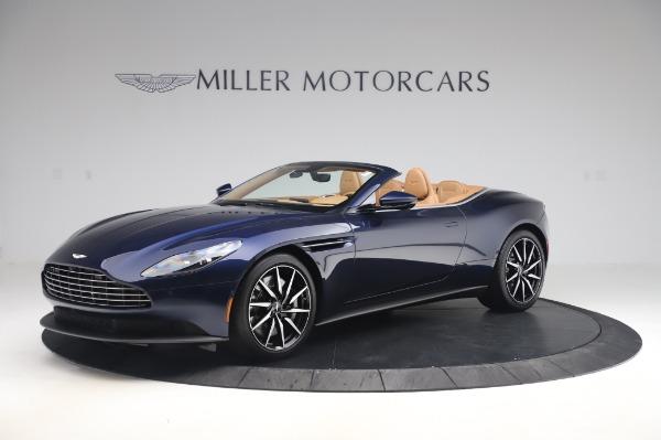 New 2020 Aston Martin DB11 Volante for sale $248,326 at Maserati of Westport in Westport CT 06880 1