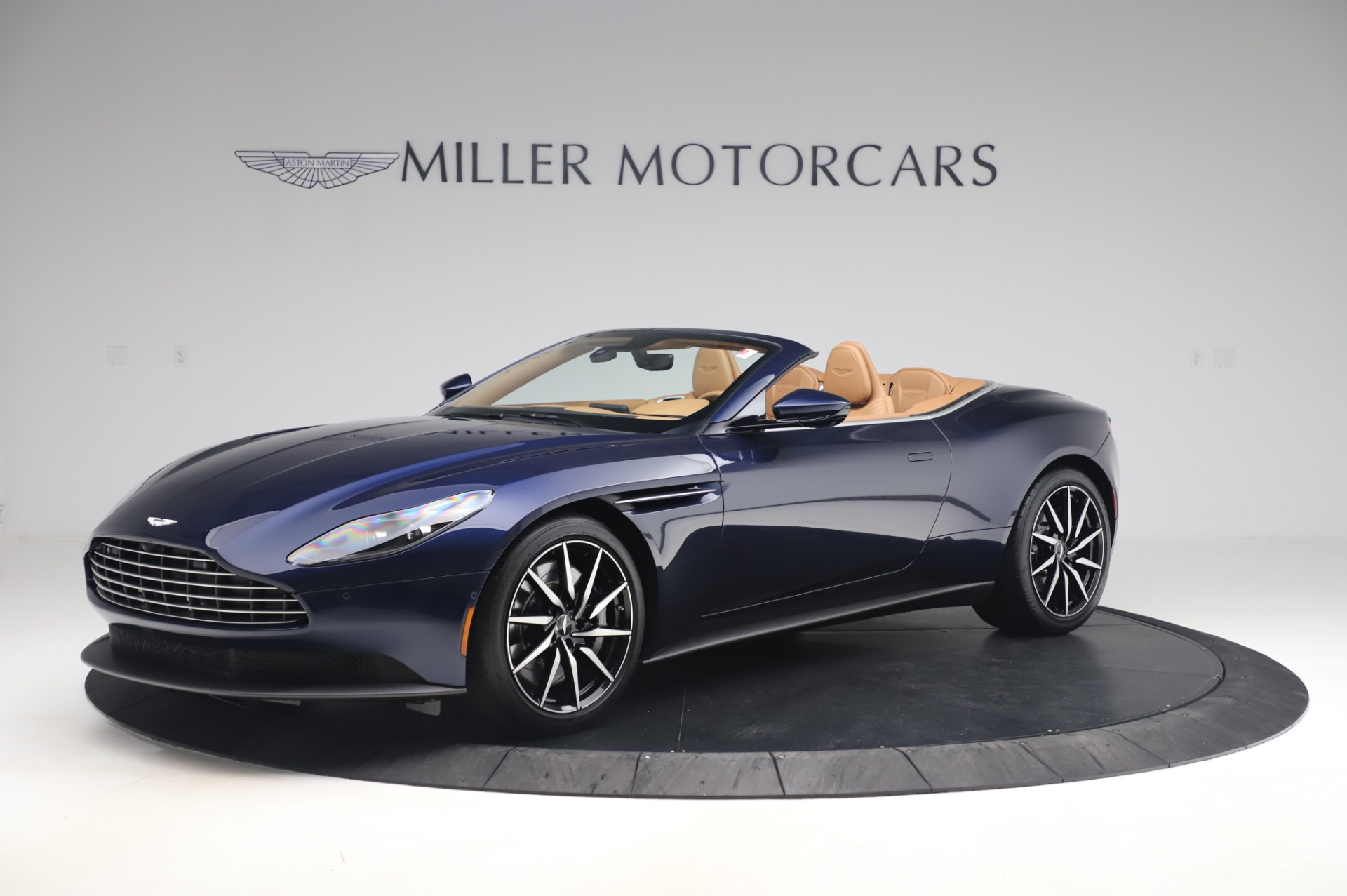 New 2020 Aston Martin DB11 Volante Volante for sale $248,326 at Maserati of Westport in Westport CT 06880 1