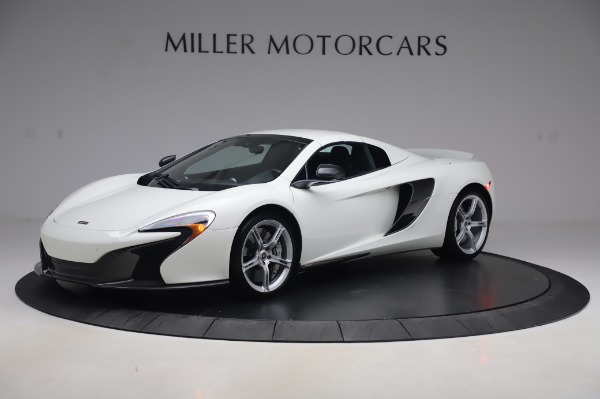 Used 2016 McLaren 650S Spider for sale $152,900 at Maserati of Westport in Westport CT 06880 10