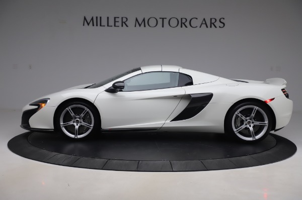 Used 2016 McLaren 650S Spider for sale $152,900 at Maserati of Westport in Westport CT 06880 11