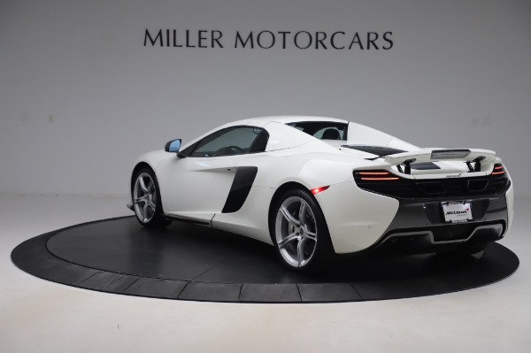 Used 2016 McLaren 650S Spider for sale $152,900 at Maserati of Westport in Westport CT 06880 12
