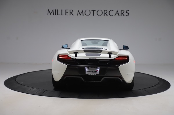 Used 2016 McLaren 650S Spider for sale $152,900 at Maserati of Westport in Westport CT 06880 13