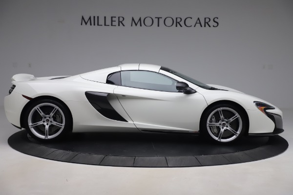 Used 2016 McLaren 650S Spider for sale $152,900 at Maserati of Westport in Westport CT 06880 15