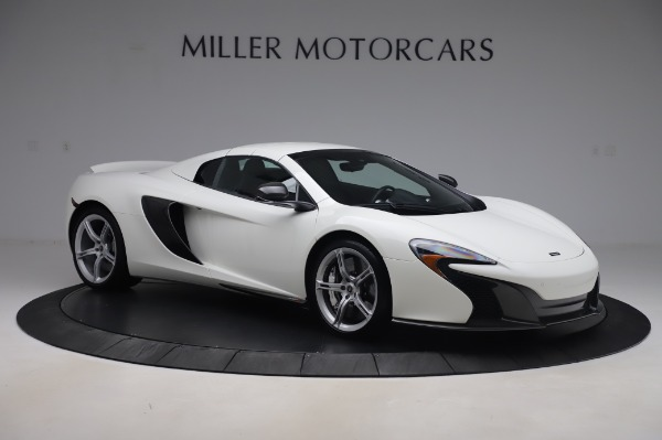 Used 2016 McLaren 650S Spider for sale $152,900 at Maserati of Westport in Westport CT 06880 16