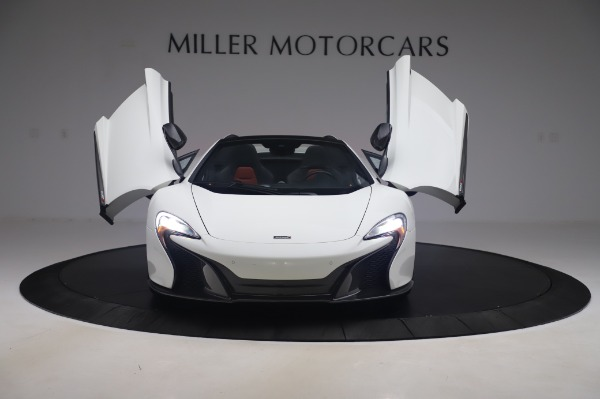Used 2016 McLaren 650S Spider for sale $152,900 at Maserati of Westport in Westport CT 06880 17