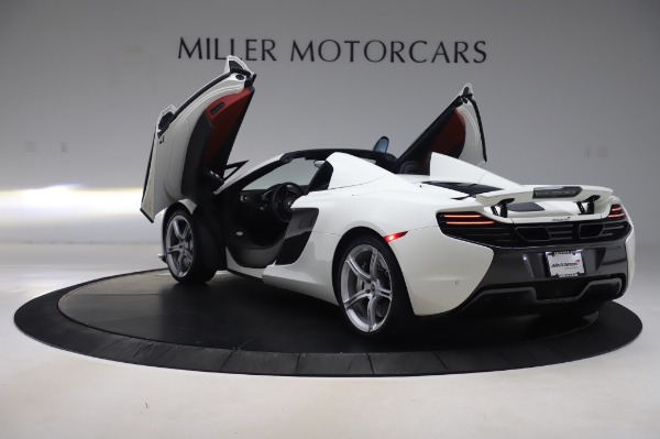 Used 2016 McLaren 650S Spider for sale $152,900 at Maserati of Westport in Westport CT 06880 18