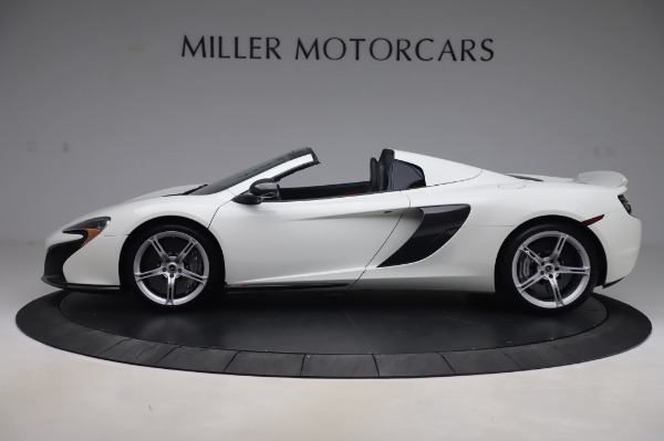 Used 2016 McLaren 650S Spider for sale $152,900 at Maserati of Westport in Westport CT 06880 2