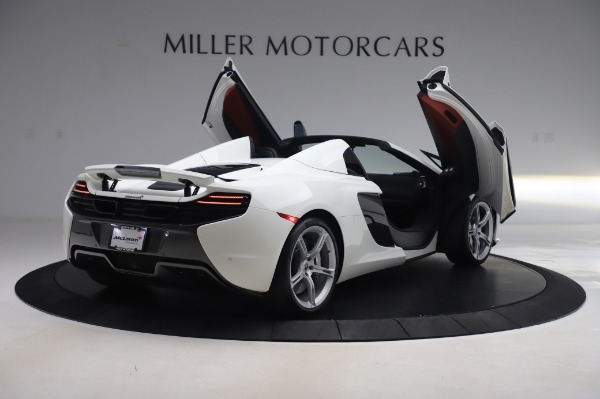 Used 2016 McLaren 650S Spider for sale $152,900 at Maserati of Westport in Westport CT 06880 20