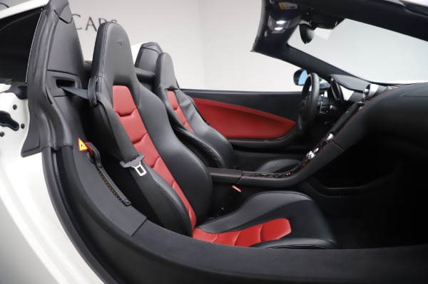 Used 2016 McLaren 650S Spider for sale $152,900 at Maserati of Westport in Westport CT 06880 22