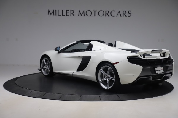 Used 2016 McLaren 650S Spider for sale $152,900 at Maserati of Westport in Westport CT 06880 3