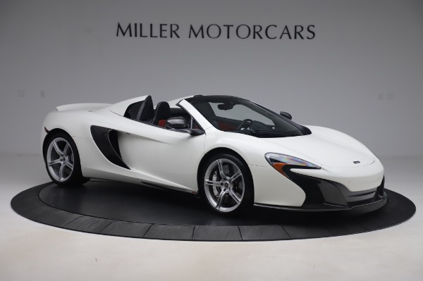 Used 2016 McLaren 650S Spider for sale $152,900 at Maserati of Westport in Westport CT 06880 7