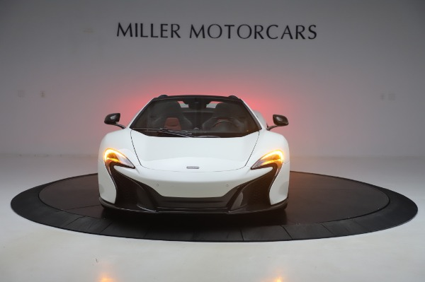 Used 2016 McLaren 650S Spider for sale $152,900 at Maserati of Westport in Westport CT 06880 8