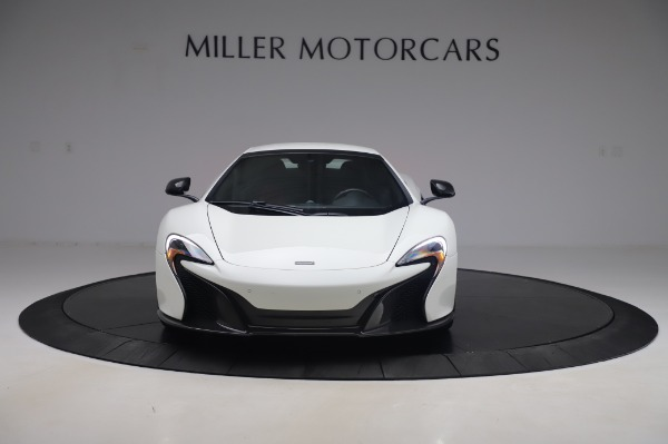 Used 2016 McLaren 650S Spider for sale $152,900 at Maserati of Westport in Westport CT 06880 9