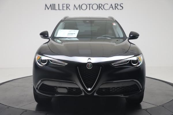 New 2020 Alfa Romeo Stelvio Q4 for sale $49,045 at Maserati of Westport in Westport CT 06880 12