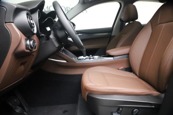 New 2020 Alfa Romeo Stelvio Q4 for sale $49,045 at Maserati of Westport in Westport CT 06880 15