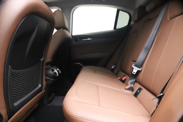 New 2020 Alfa Romeo Stelvio Q4 for sale $49,045 at Maserati of Westport in Westport CT 06880 18